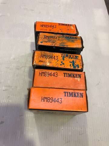 Bearings Timken HM89443