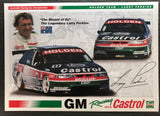 Larry Perkins The Wizard of Oz GM Racing with Castrol Poster