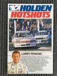 Holden Hotshots Larry Perkins Autograph Card