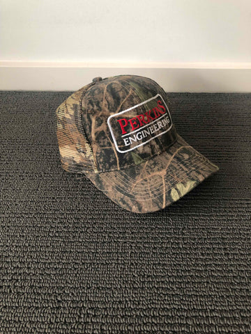 Perkins Engineering LP Desert Explorer Camouflage Cap