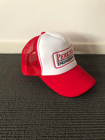 Perkins Engineering Retro Truckers Cap