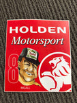 Holden Motorsport Russell Ingall 8 Stickers