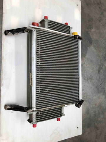 PE VT VX Engine Oil Cooler Complete Assembly Used