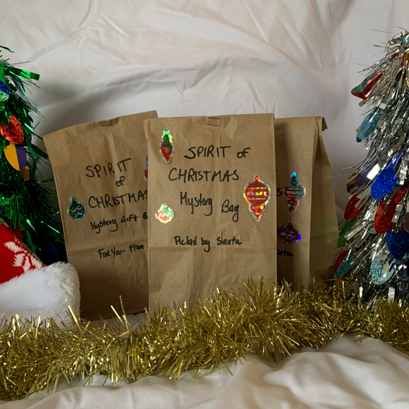 Spirit of Christmas Mystery Bag