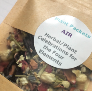 Air - Ceremonial Plant Packet