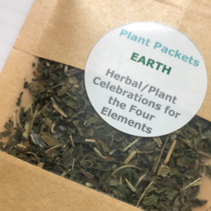 EARTH - Ceremonial Plant Packet