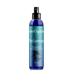 Atlantis Vibrational Essence Spray