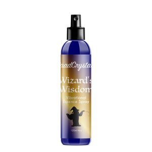 Wizard's Wisdom Vibrational Essence Spray