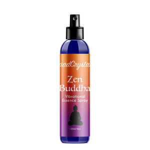 Zen Buddha Vibrational Essence Spray