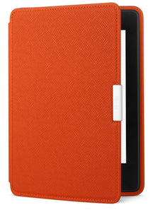 Amazon Kindle Paperwhite Leather Cover, Persimmon (Previous Generation)