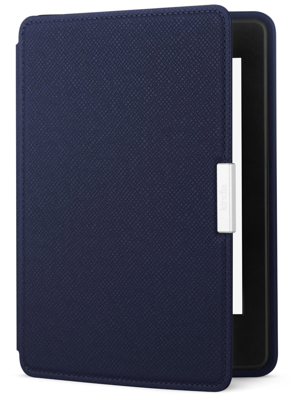 Amazon Kindle Paperwhite Leather Cover, Ink Blue (Previous Generation)