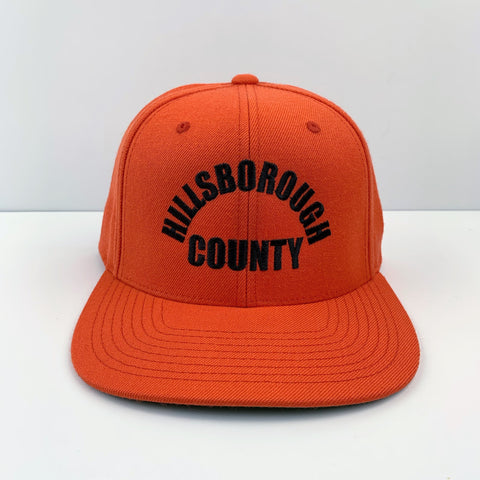 Hillsborough County Snapback Hat