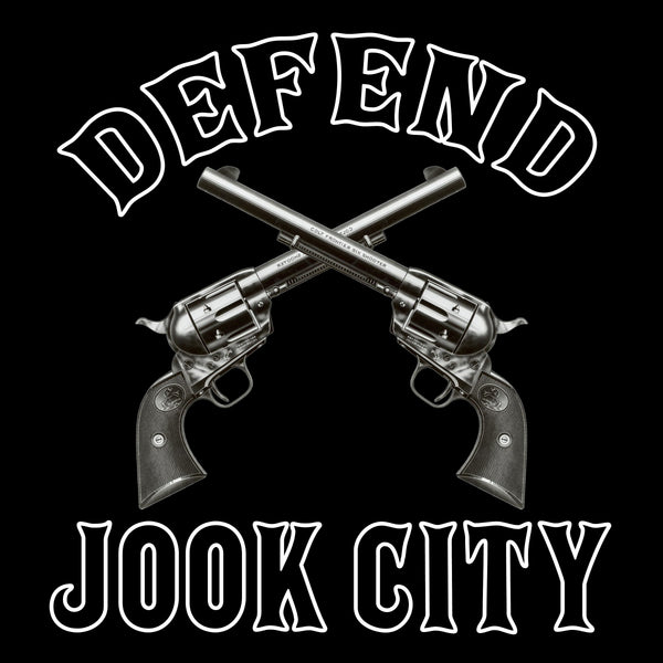 Defend Jook City