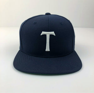 "Tampanian ""T"" Snapback (Big Apple)"