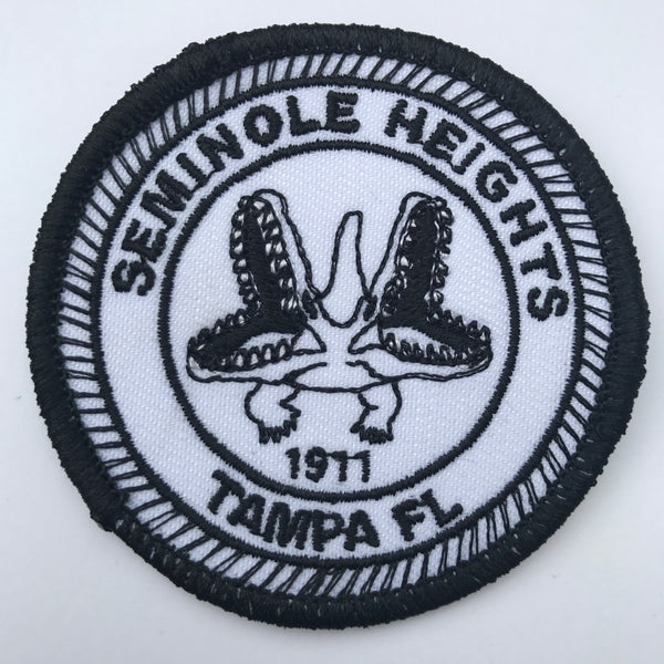 Seminole Heights Seal Patch