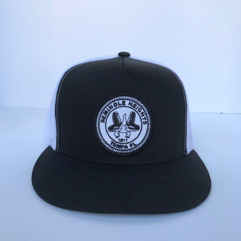 Seminole Heights Seal Trucker Hat