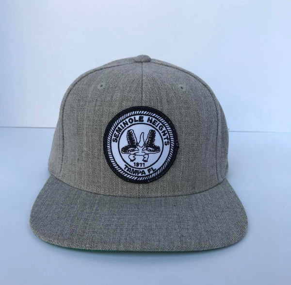 Seminole Heights Seal Snapback