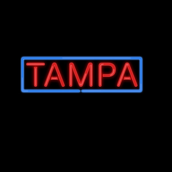 Tampa Neon Sign