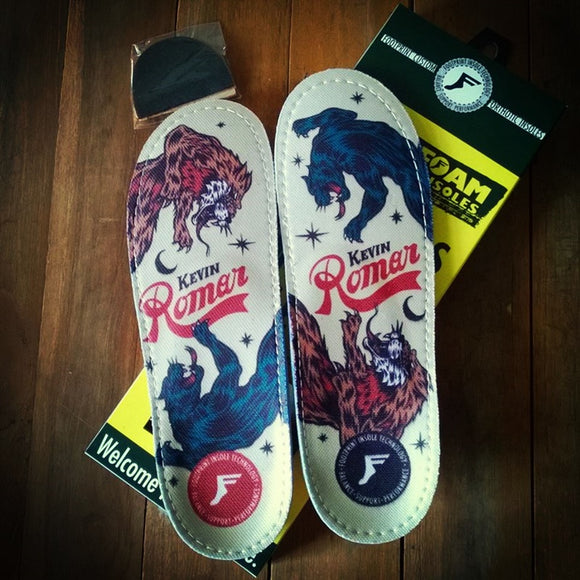 FP KEVIN ROMAR ORTHOTICS INSOLES