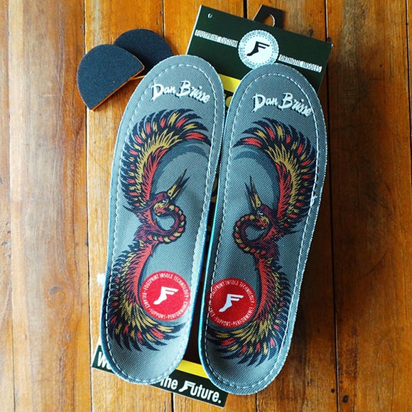 FP DAN BRISSE FALCON ORTHOTICS  INSOLES