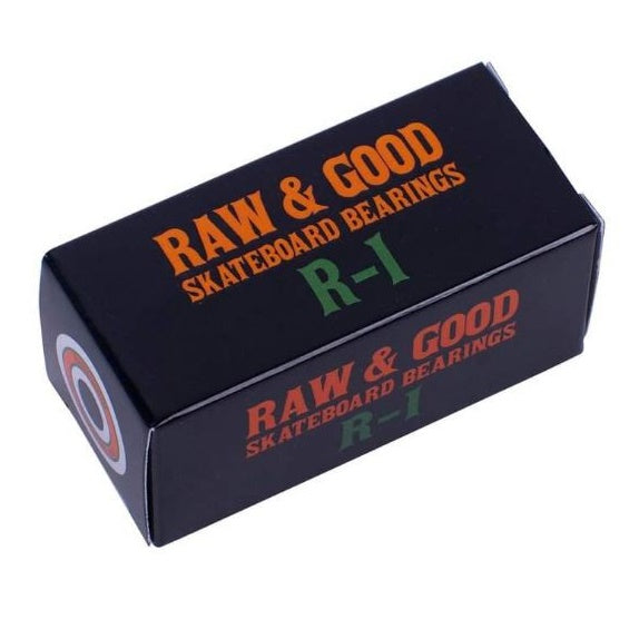 RAW & GOOD R1 ABEC-3 BEARINGS