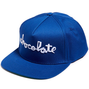 CHOCOLATE OG CHUNK SNAPBACK - BLUE
