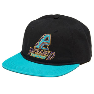 PYRAMID COUNTRY DBAGS CAP - BLACK