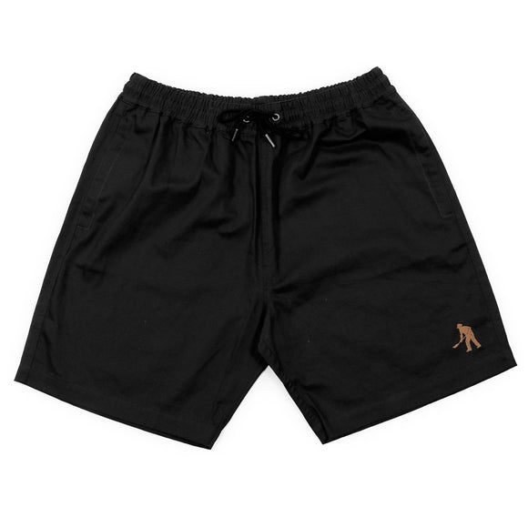 PASSPORT WORKERS SHORT - BLACK