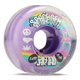 Satori Space Gem Clear Wheels 54mm/78a
