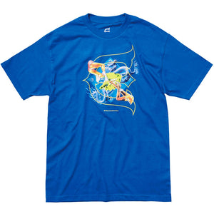 EVISEN KILL PILL TEE - ROYAL