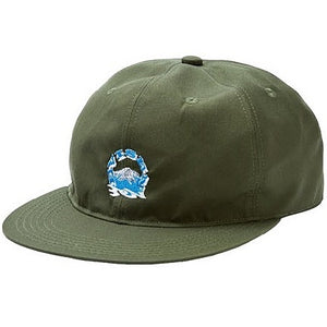 EVISEN EVIREST 6 PANEL CAP - OLIVE