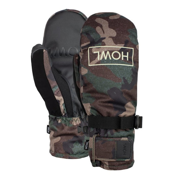 HOWL FAIRBANKS MITT - CAMO