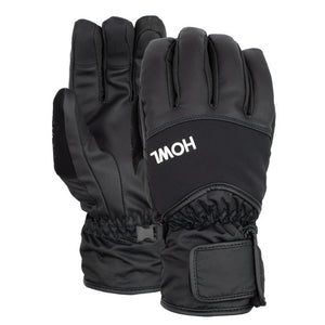 HOWL UNION GLOVE - BLACK