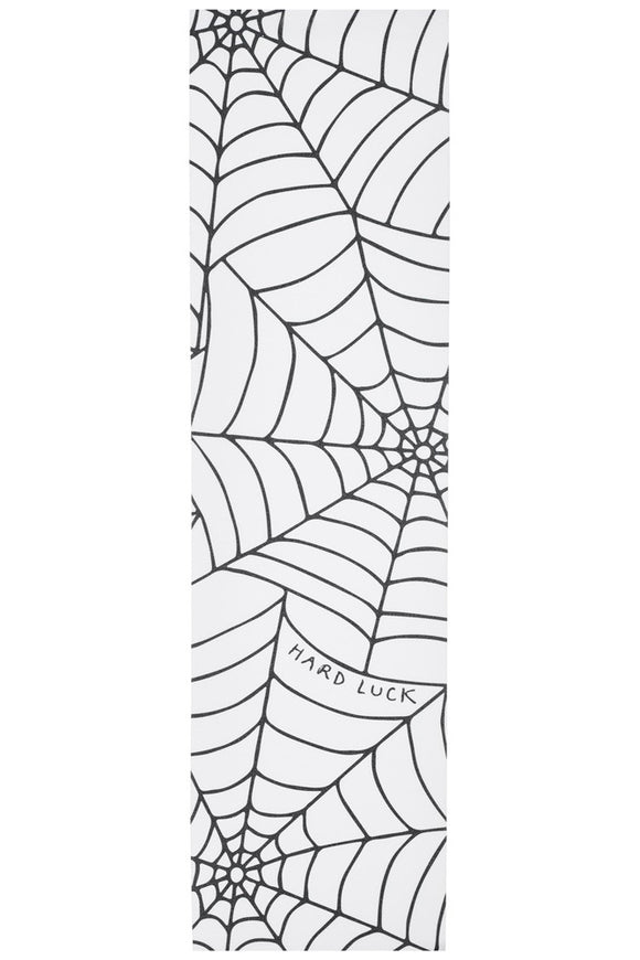 HARD LUCK SPIDER WEB REVERSE CLEAR GRIPTAPE