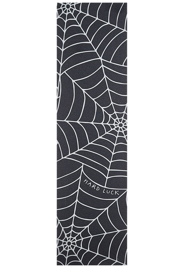 HARD LUCK SPIDER WEB CLEAR GRIPTAPE