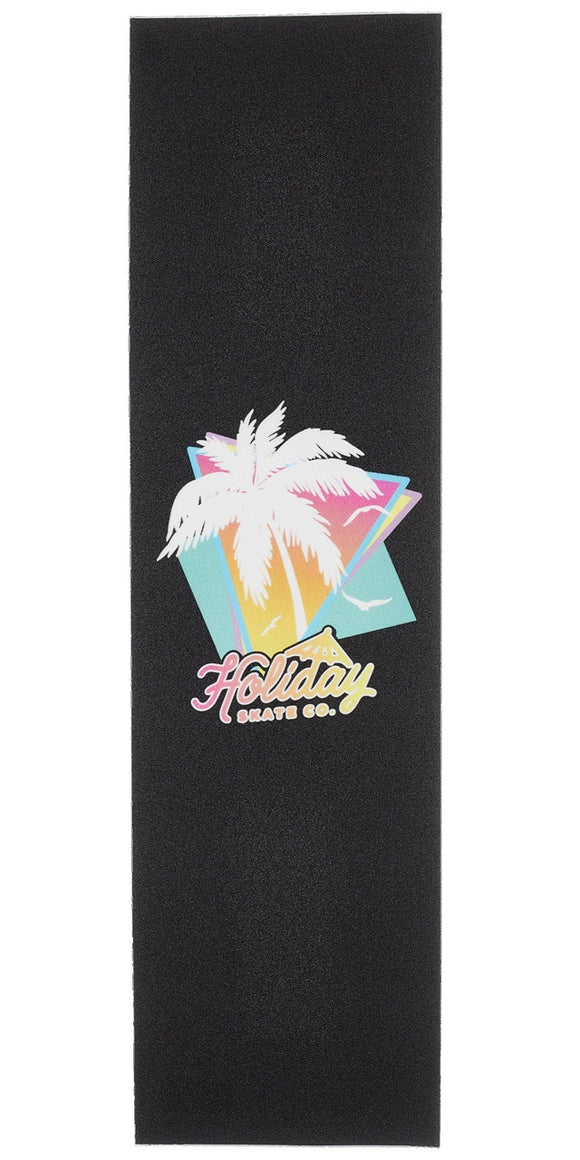 HOLIDAY Tremont Clear Printed Color Griptape