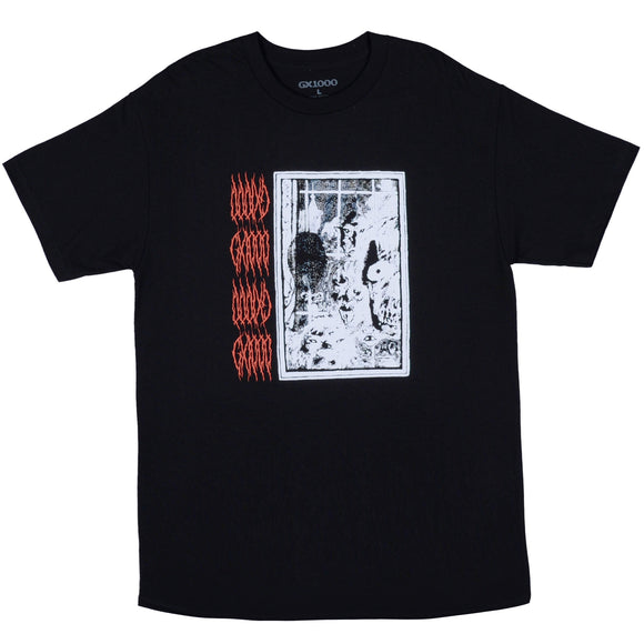 GX1000 Lament Tee - Black