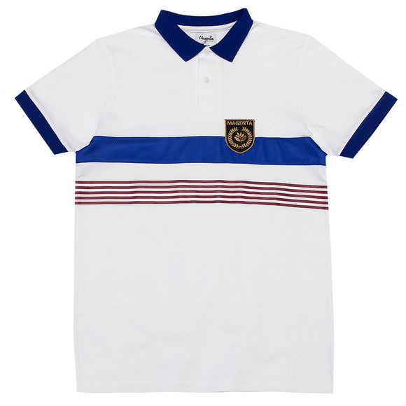 MAGENAT 1998 POLO - WHITE