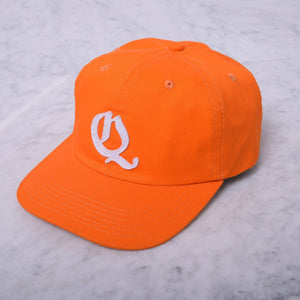 QUASI OE 6-PANEL CAP - ORANGE