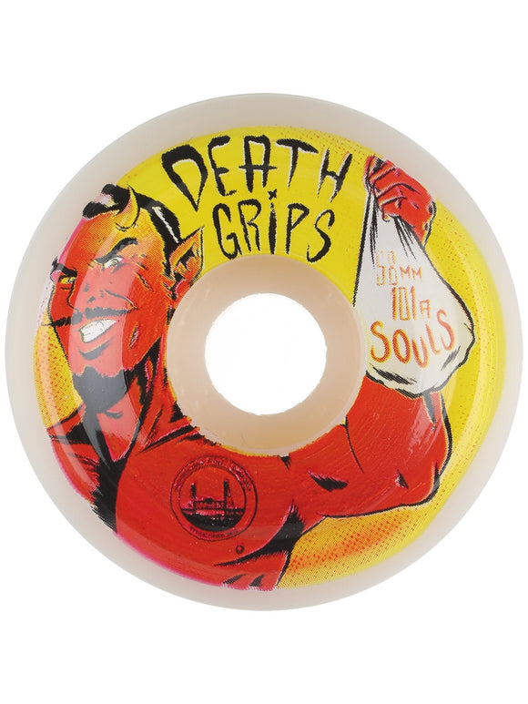 PORTLAND Dreath Grips Wheels 58mm/101a