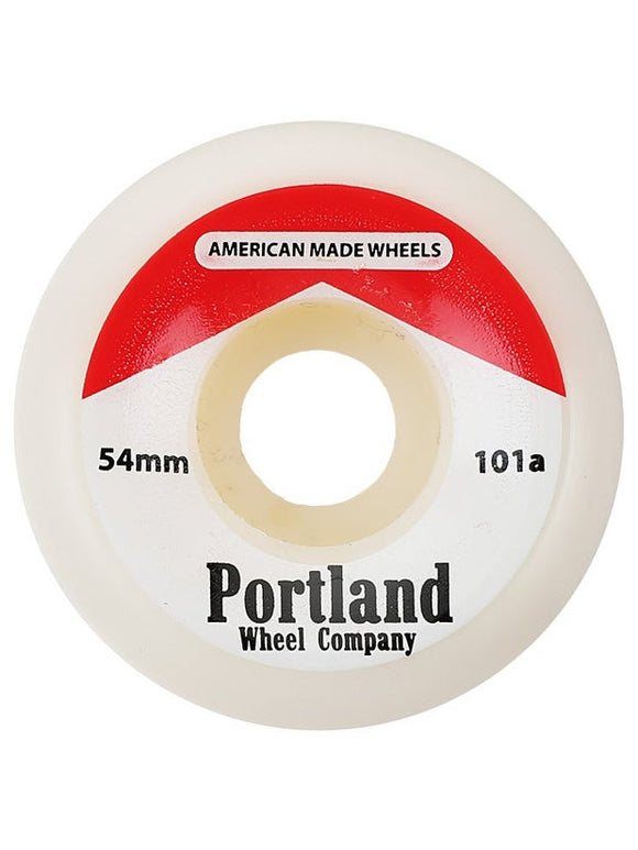 PORTLAND The Reds Wheels 54mm/101a