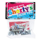 SHORTY'S COLOR TIPS THE BLUE NOTE HARDWARE 1""