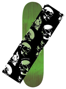 HARD LUCK CALAVERA CLEAR GRIPTAPE