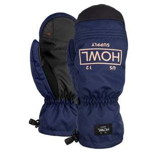 HOWL TEAM MITT - NAVY