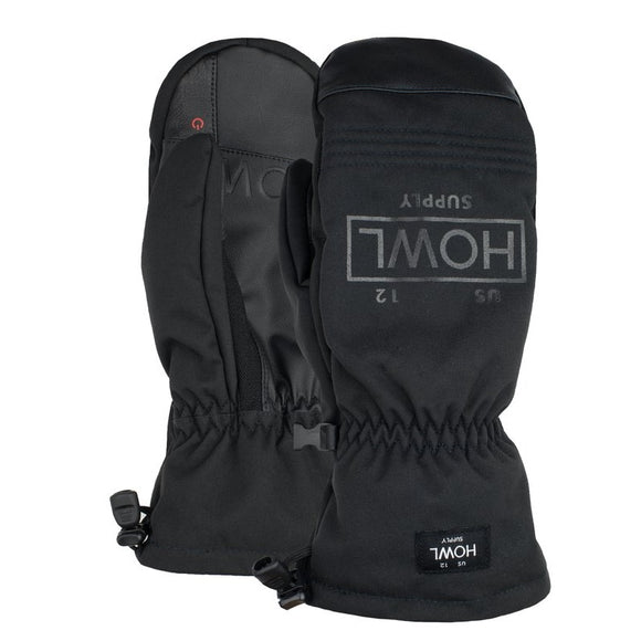 HOWL TEAM MITT - BLACK