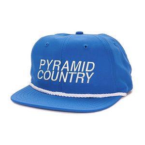 PYRAMID COUNTRY UNDER THE STARS SNAPBACK HAT