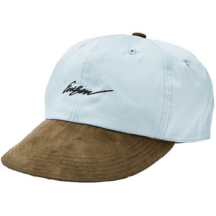 EVISEN VEHCLE CAP - LIGHT BLUE/BROWN