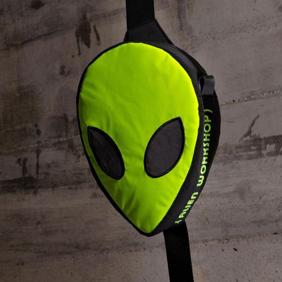 ALIEN WORKSHOP ALIEN HIP PACK - GREEN