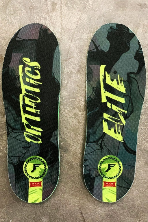 FP CLASSIC ELITE ORTHOTICS INSOLES