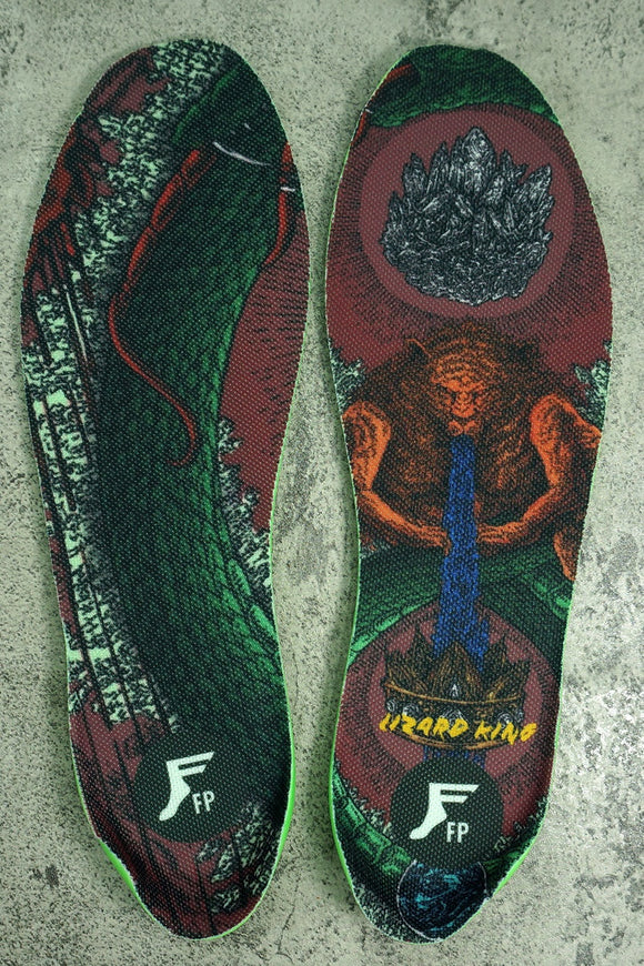 FP LIZARD KING ELITE HIGH MOLDABLE INSOLES